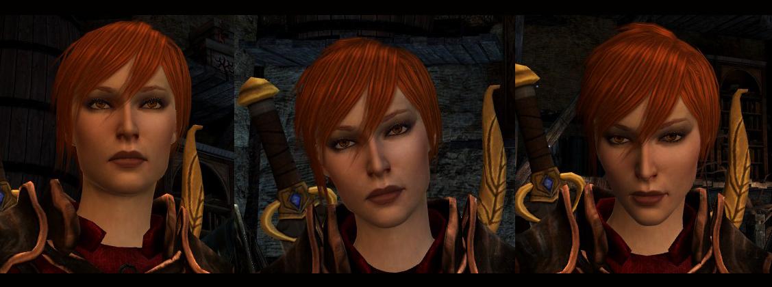 моды на dragon age 2 прически