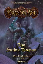 Дэвид Гейдер - Dragon Age: The Stolen Throne